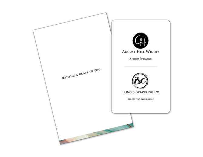 August Hill Winery Gift Card