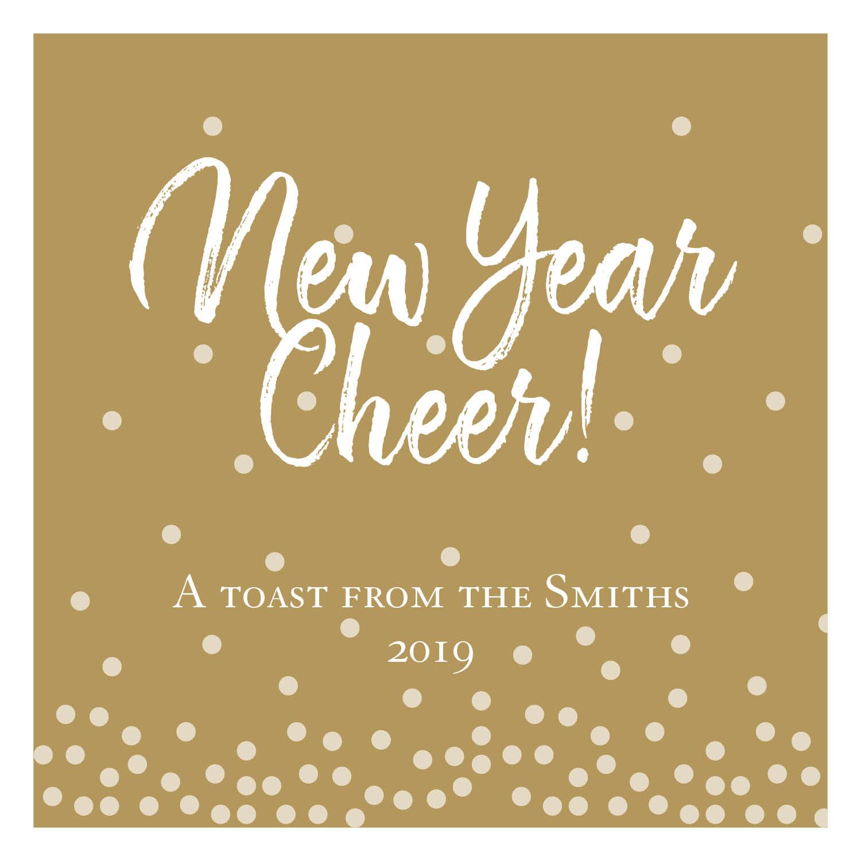New Year Cheer!
