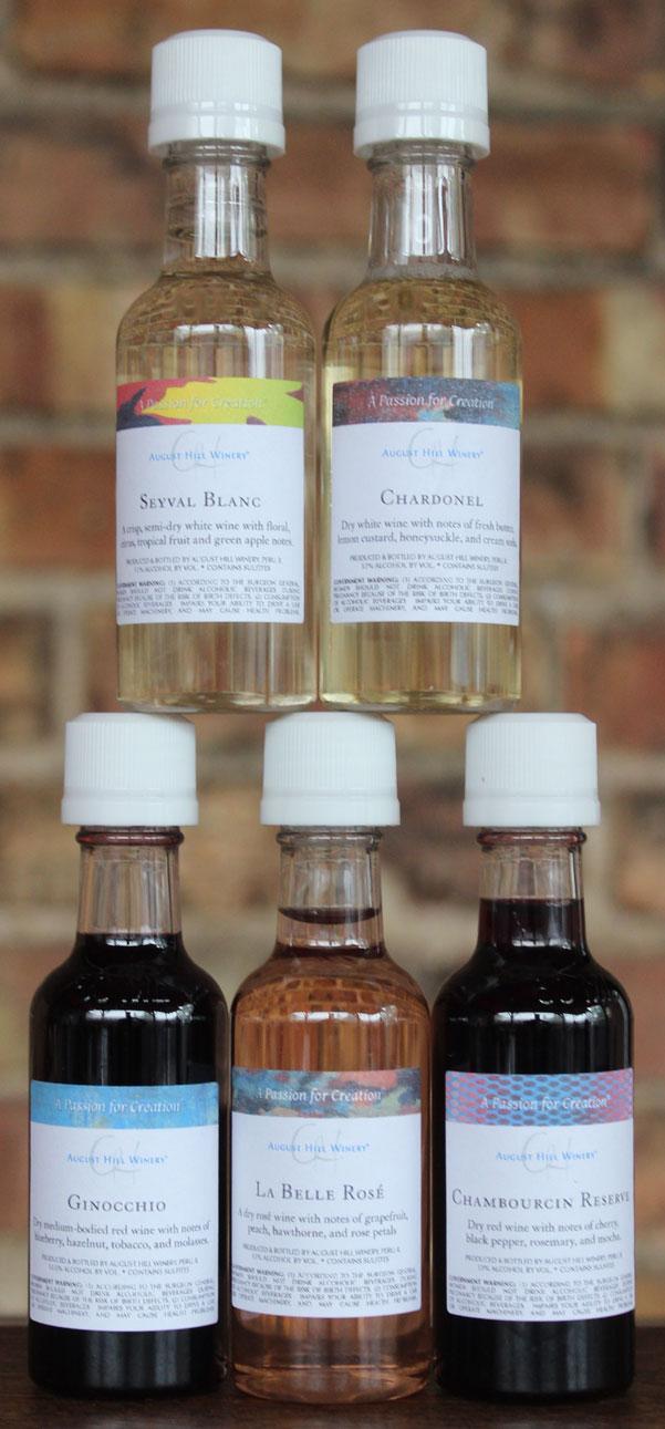 Dry Wine Tasting Kit